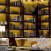 Library Lounge of the Renaissance Hotel